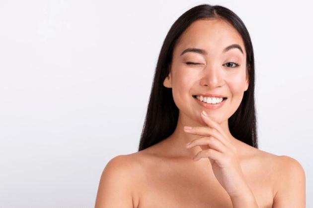 Modelo de piel: Mujer