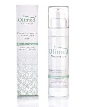 Crema hidratante regeneradora Olimed