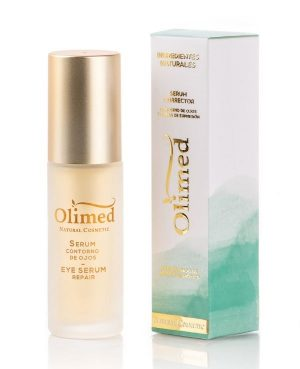 Sérum contorno de ojos: Olimed Cosmetic