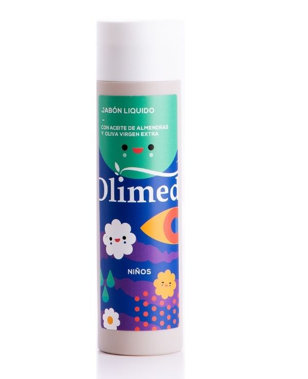 jabón liquido para niños