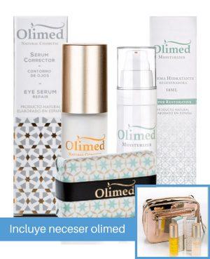 Vista productos Olimed: Iluminador antiedad para ojos
