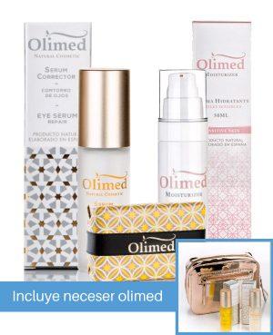 Vista de productos Olimed: Cremas hidratantes
