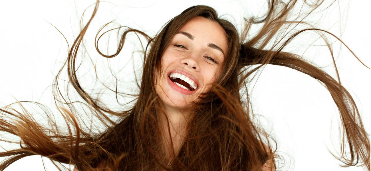Solución al cabello encrespado