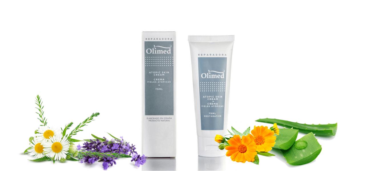 productos olimed para la piel atópica